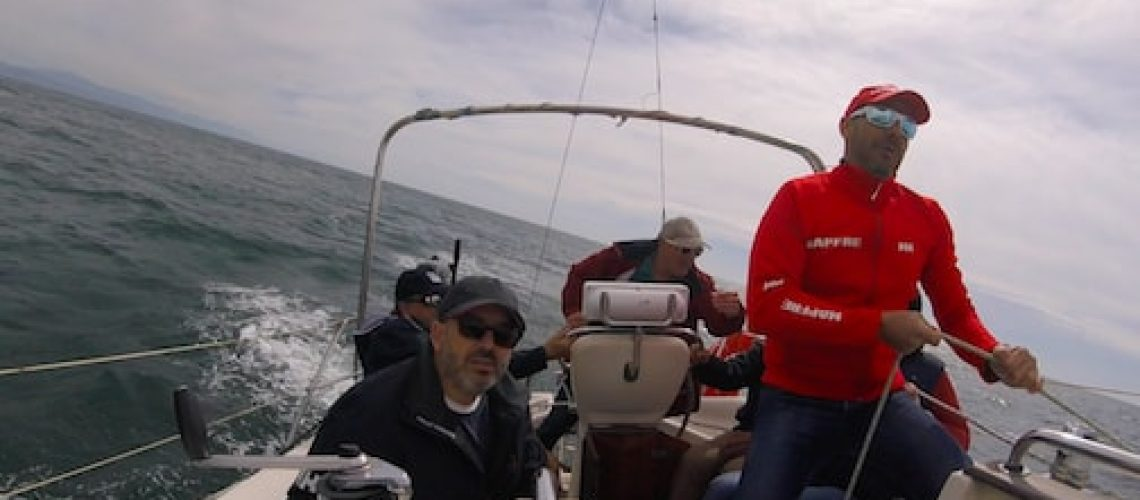 club de navegación salidas 16